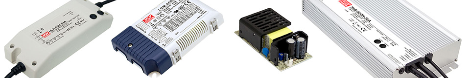 LED Drivers Meanwell