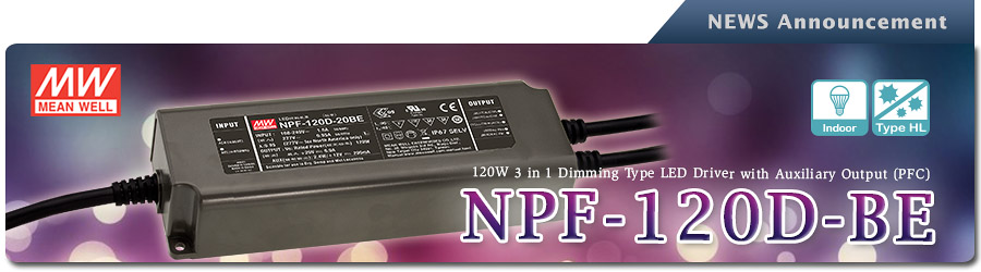 NPF-120D-BE Series