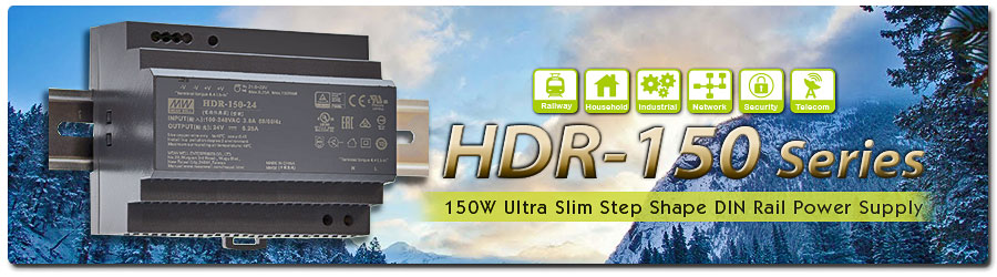 HDR-150 Series