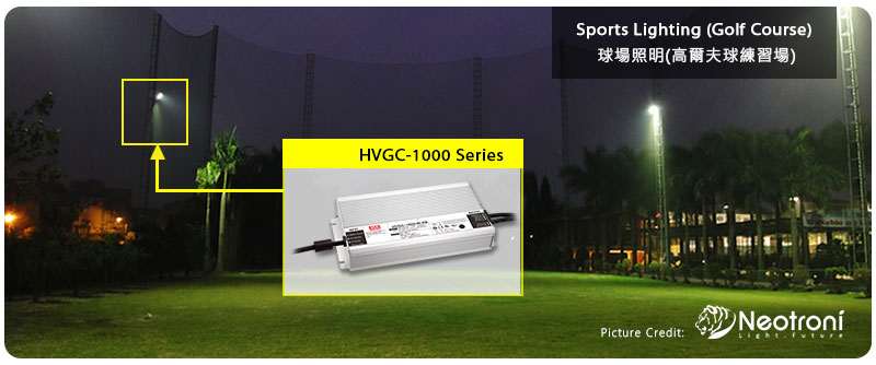 HVGC-1000 Application
