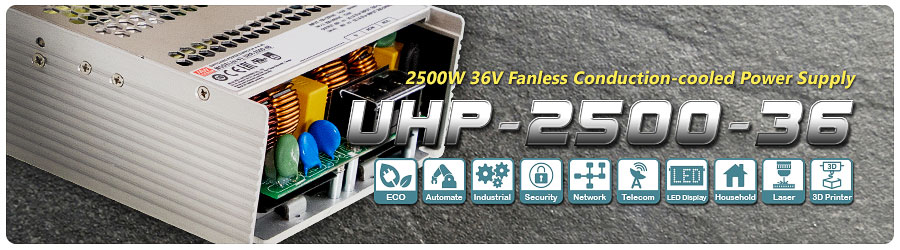 UHP-2500-36 Series
