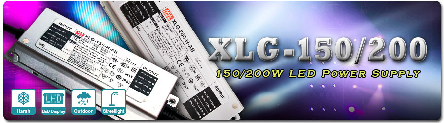 XLG-150/200 series
