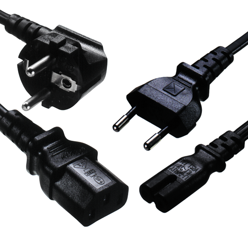 Mean Well Power Cords