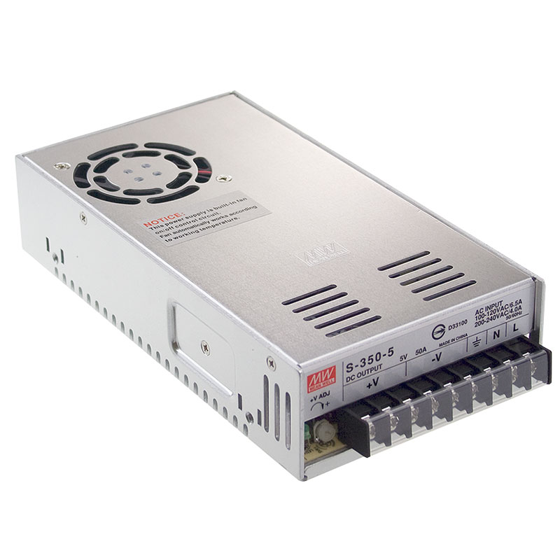 Mean Well Closed Frame Power Supplies