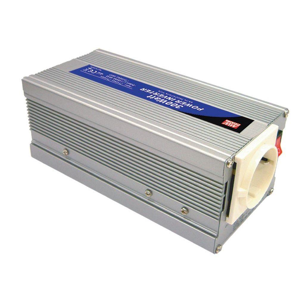 Mean Well A302-300-F3 DC/AC Modified Sine Wave 230V 1.3A Power Inverter