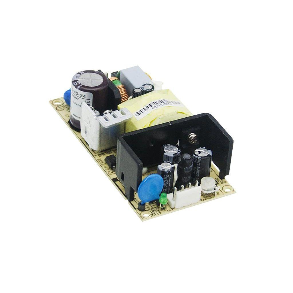 Mean Well EPS-45-48 AC/DC Open Frame - PCB 48V 1A Power Supply