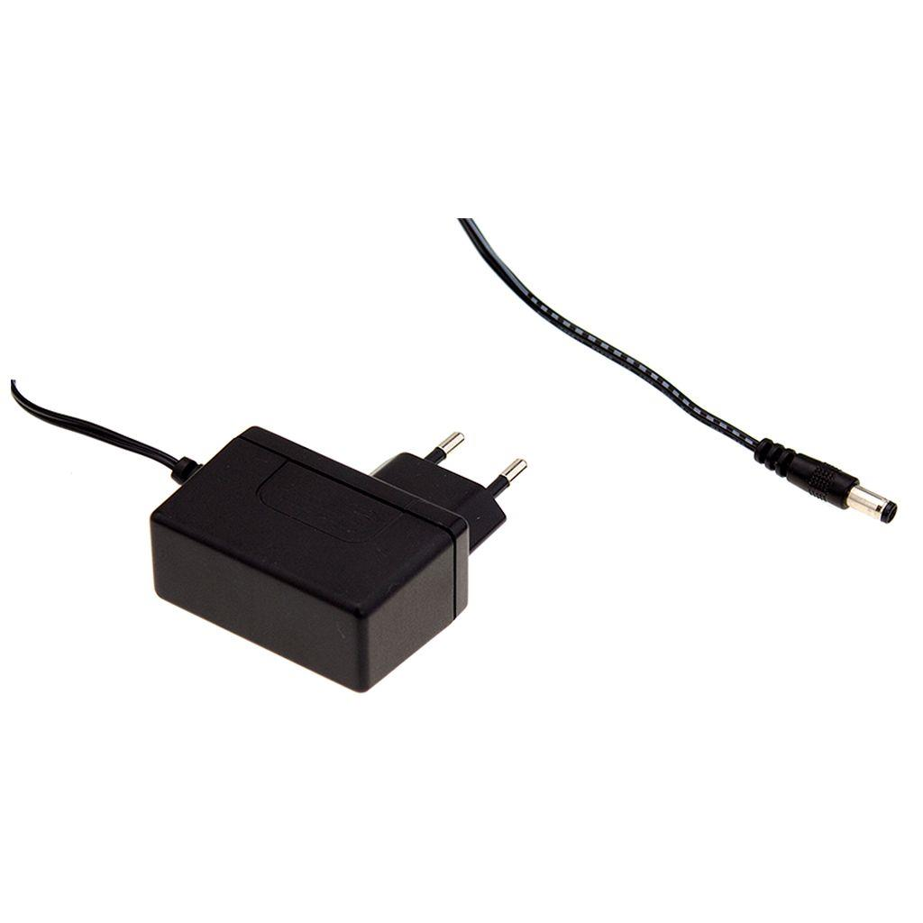 Mean Well GSM12E09-P1J AC/DC Wall Mount 9V 1.33A adaptor