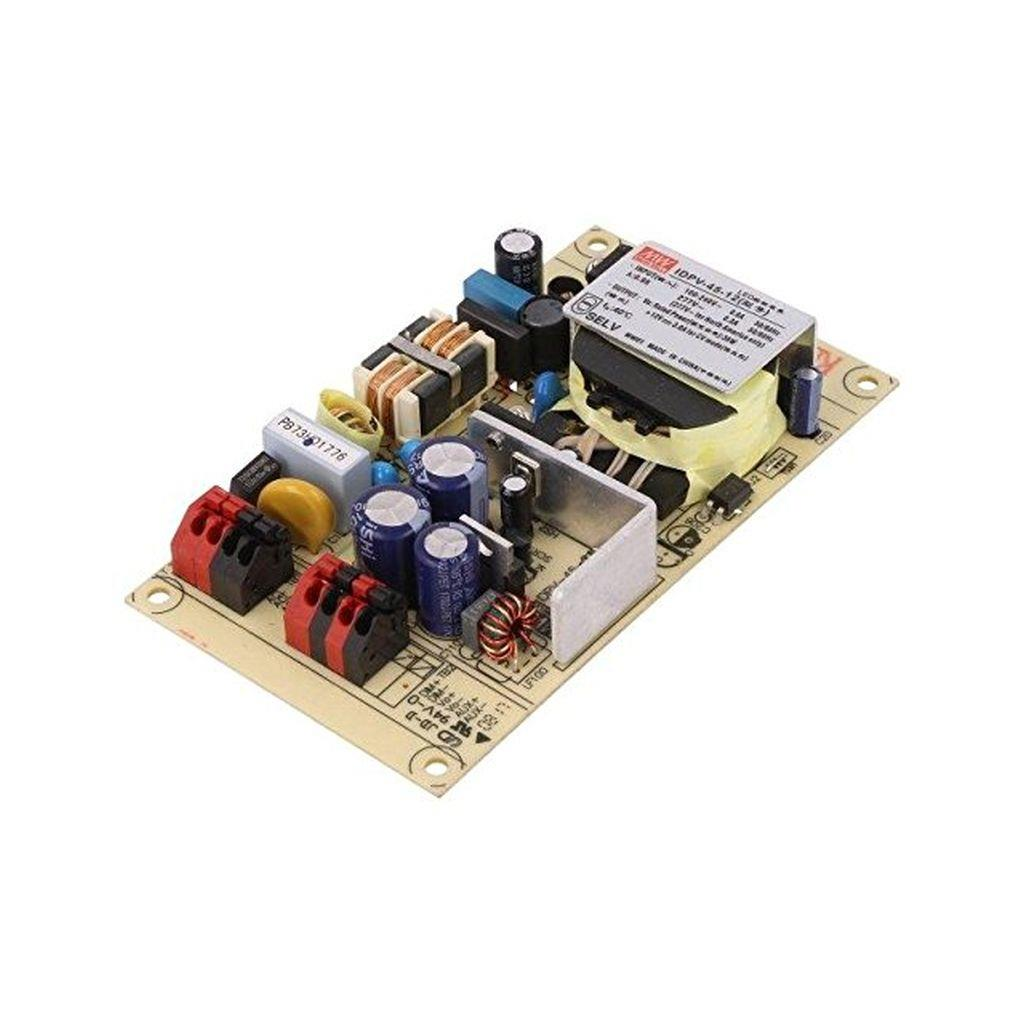 Mean Well AC/DC Open Frame - PCB 36V 45A Power Supply