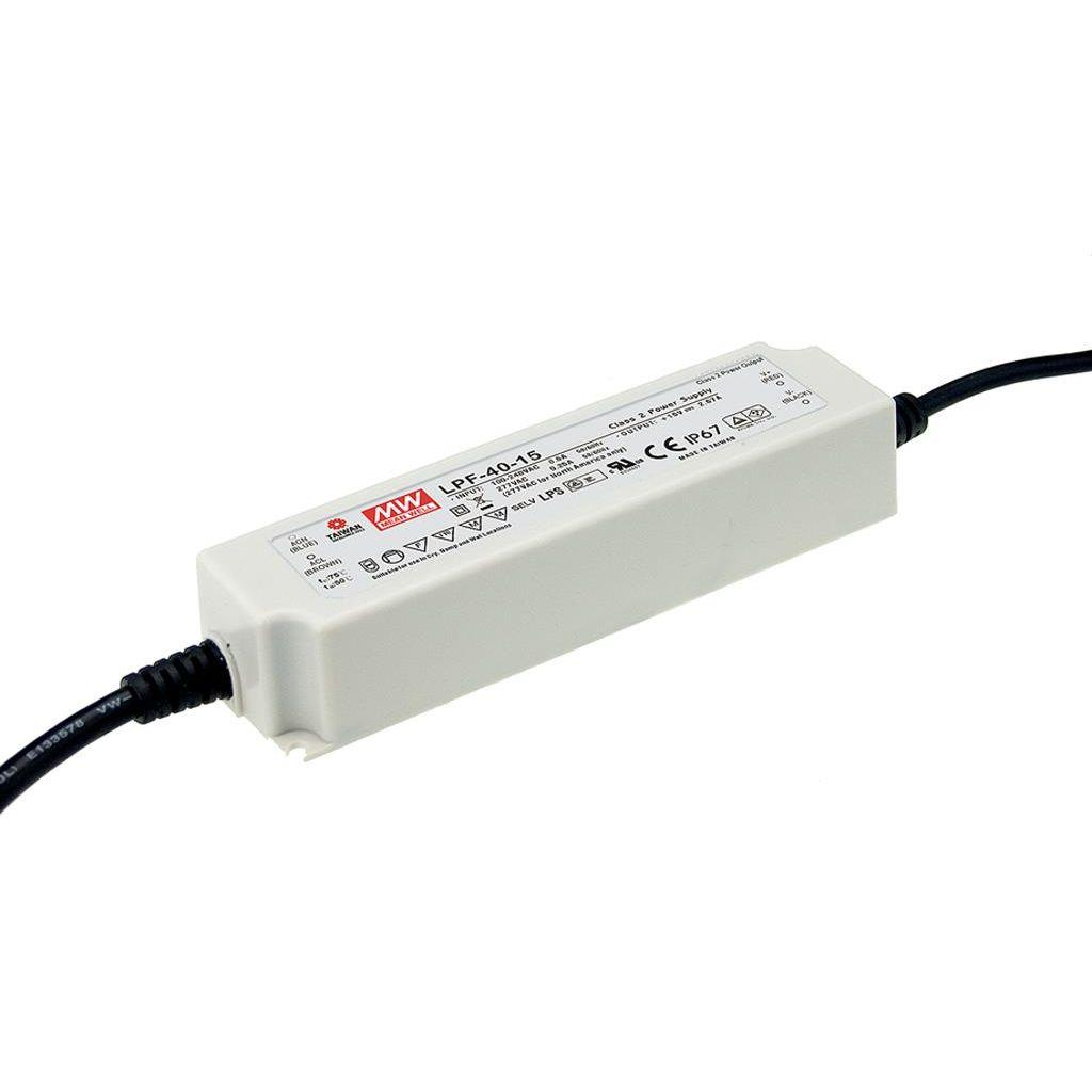 LPF-40-42 AC/DC C.V. C.C. Box Type - Enclosed 42V 0.96A Single output LED driver
