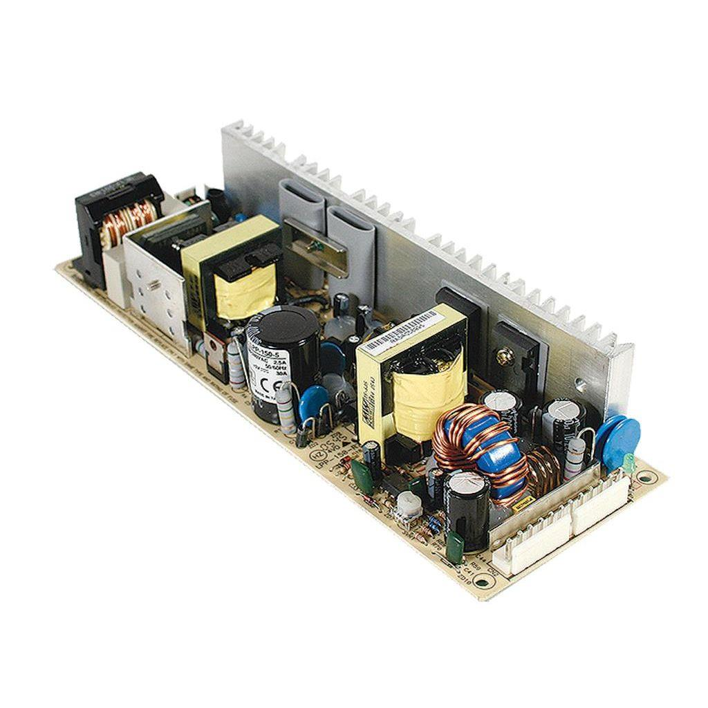 Mean Well LPP-150-5 AC/DC Open Frame - PCB 5V 150A Power Supply