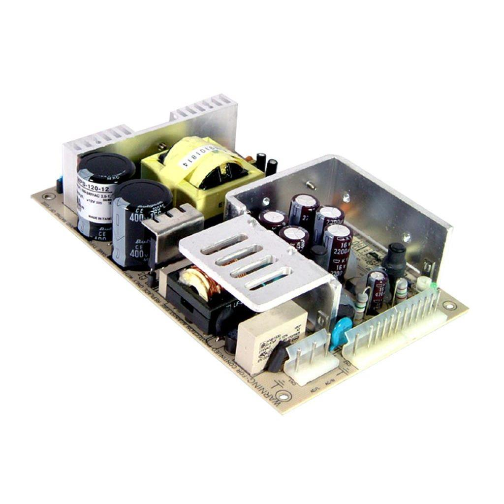 Mean Well MPT-120C AC/DC Open Frame - PCB 5V 10A Power Supply