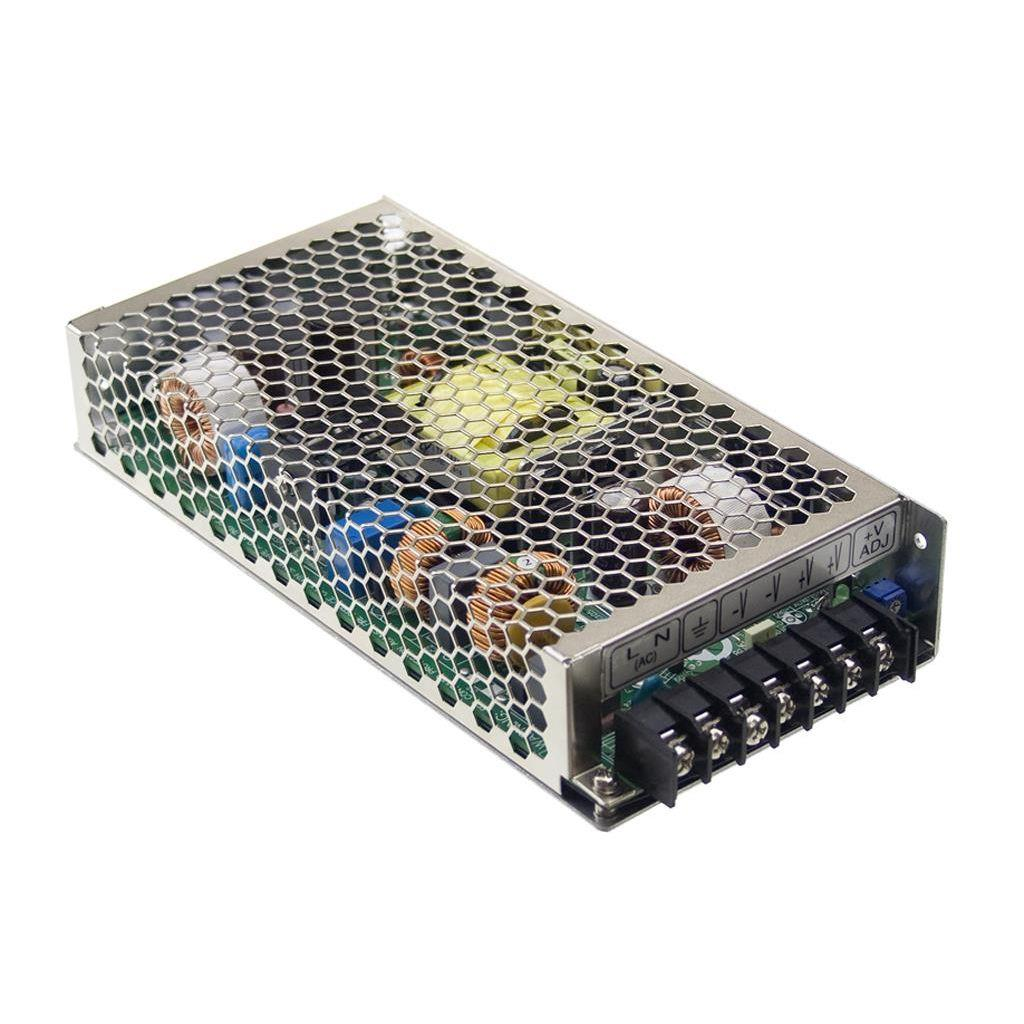 MSP-200-5 AC/DC Box Type - Enclosed 5V 35A Power Supply