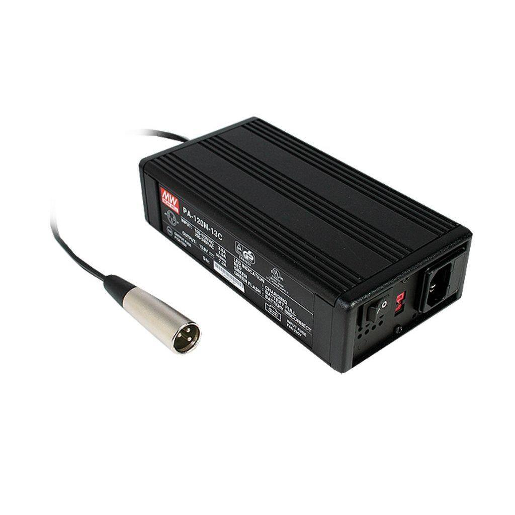 Mean Well PB-120N-13P AC/DC Desktop 13.8V 7.2A charger