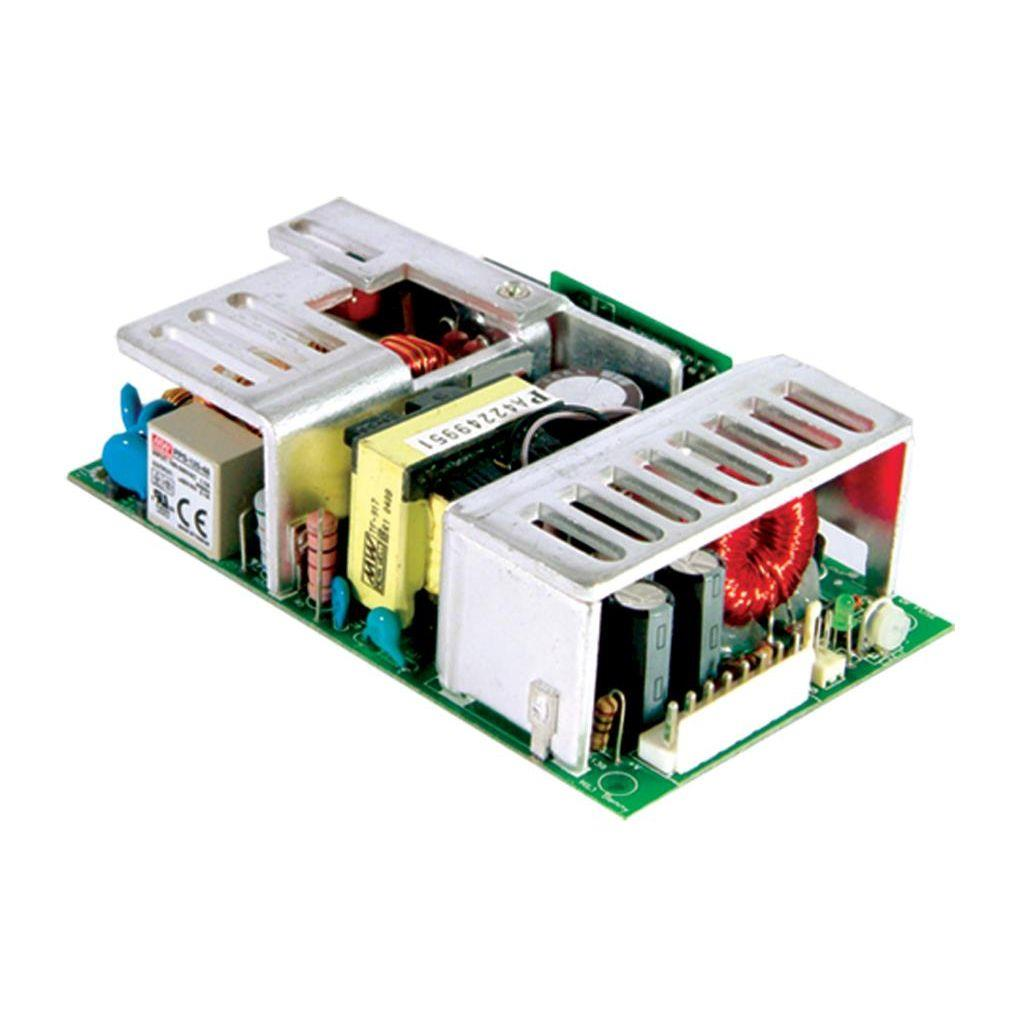 Mean Well PPT-125A AC/DC Open Frame - PCB 3.3V 12.5A Power Supply