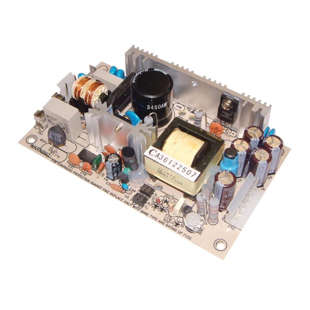 Mean Well PS-45-3.3 AC/DC Open Frame - PCB 3.3V 8A Power Supply