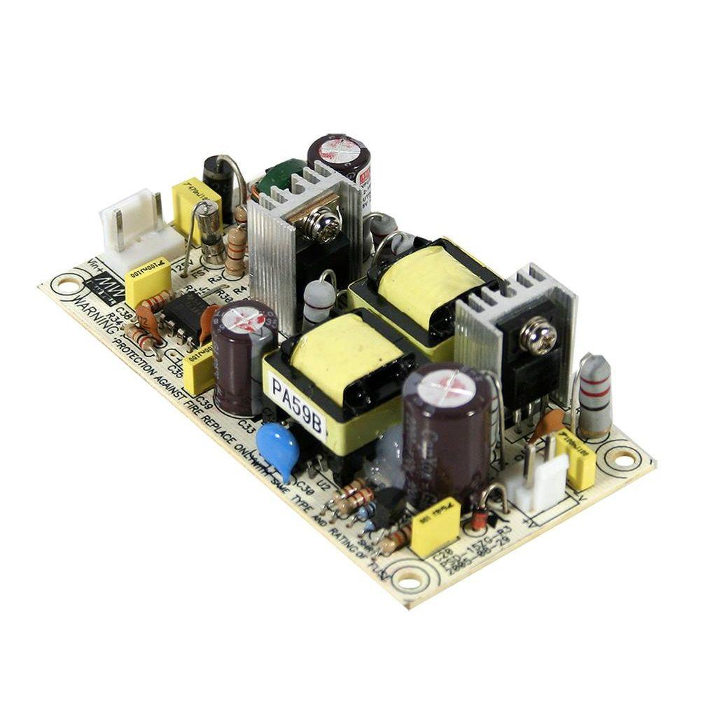 Mean Well PSD-15A-12 DC/DC Open Frame - PCB 12V 1.25A converter