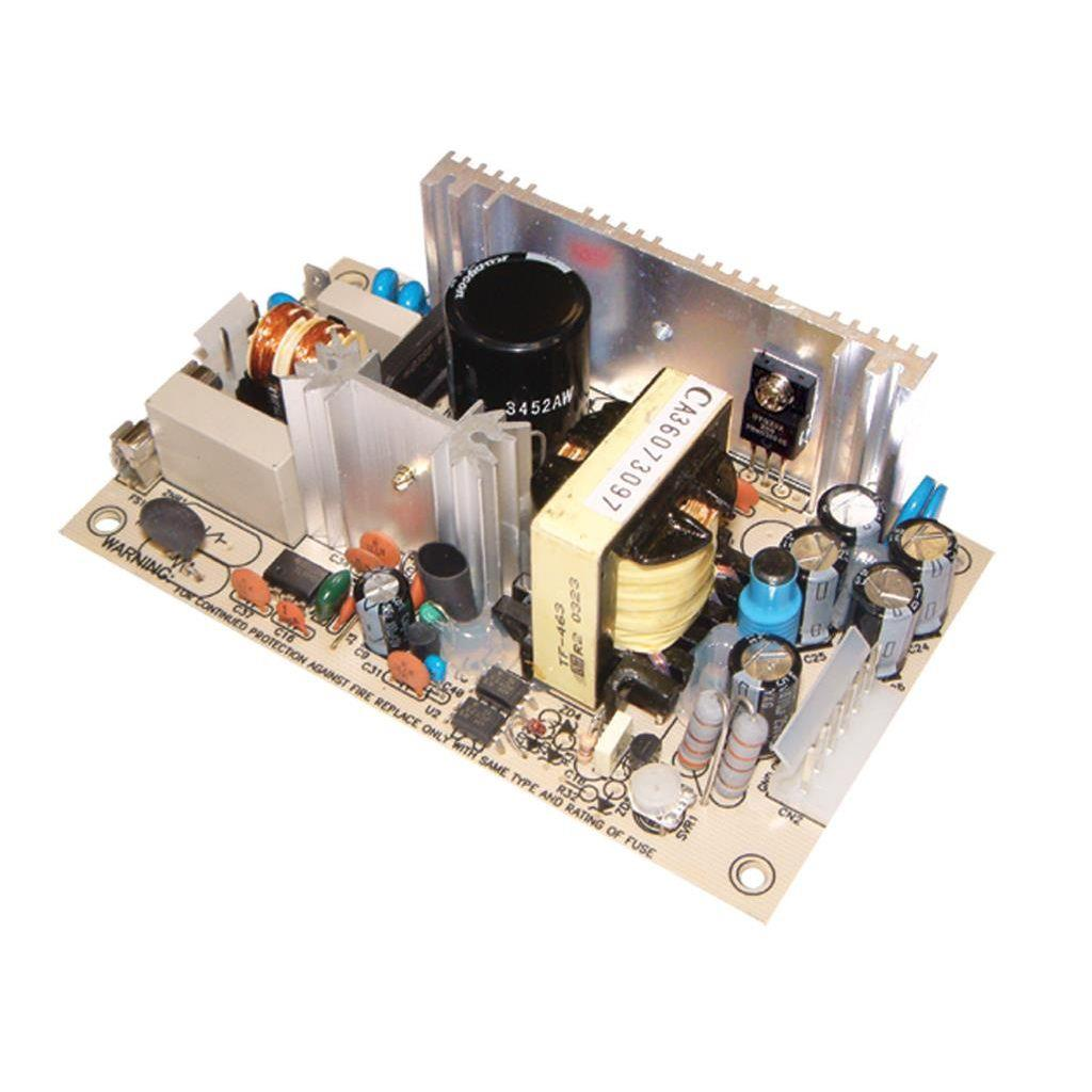 Mean Well PT-65A AC/DC Open Frame - PCB 5V 7A Power Supply