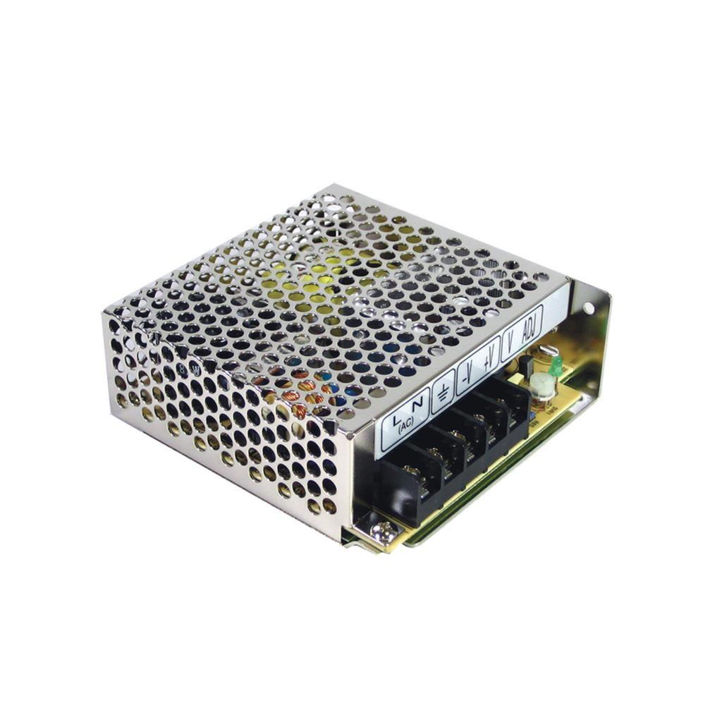 Mean Well RQ-50C AC/DC Box Type - Enclosed 5V 5A Power Supply