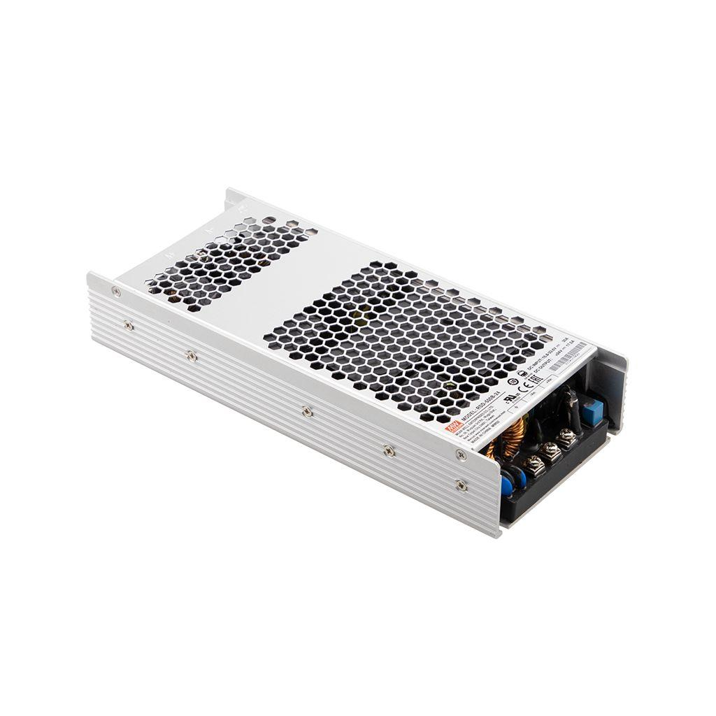 Mean Well RSD-500C-12 DC/DC Box Type - Enclosed 12V 35A Converter