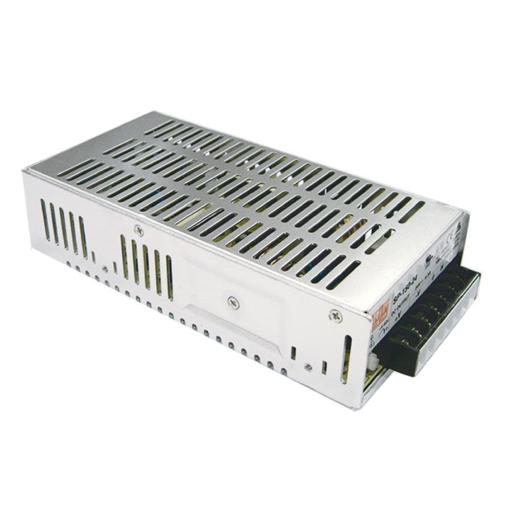 Mean Well SP-150-24 AC/DC Box Type - Enclosed 24V 6.3A Power Supply
