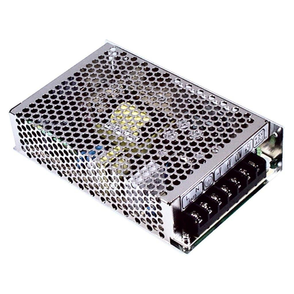 Mean Well T-60A AC/DC Box Type - Enclosed 5V 5A Power Supply