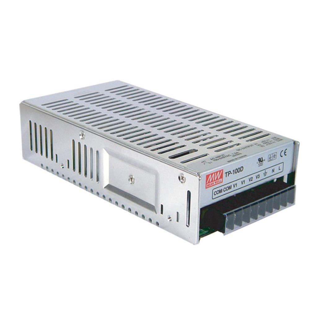 Mean Well TP-100C AC/DC Box Type - Enclosed 5V 10A Power Supply