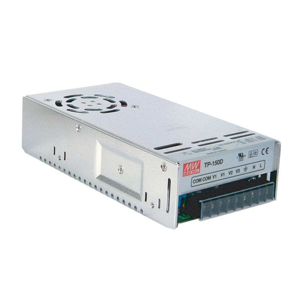 Mean Well TP-150D AC/DC Box Type - Enclosed 5V 15A Power Supply