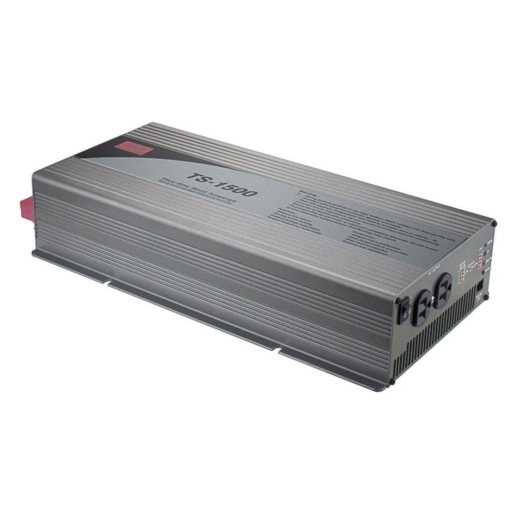 Mean Well TS-1500-212B DC/AC True Sine Wave 230V 6.52A Power Inverter