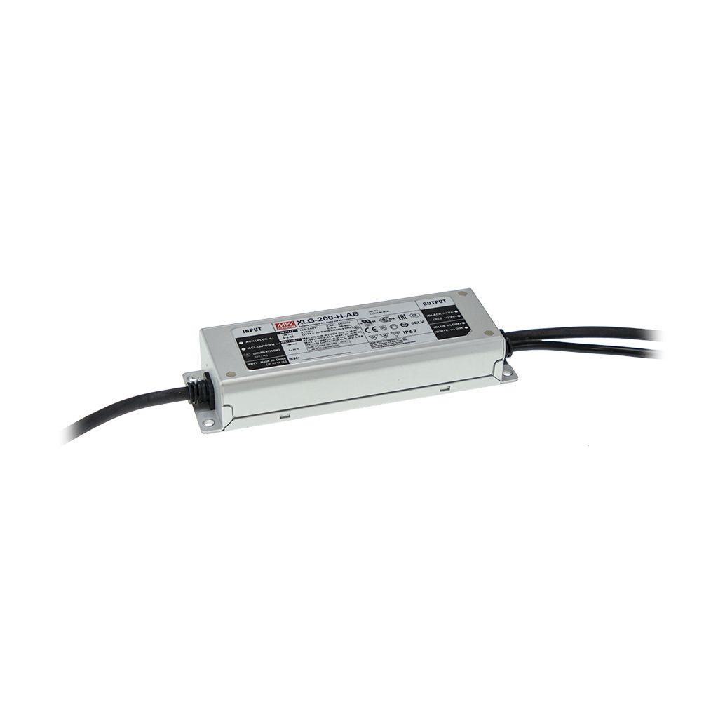 Mean Well XLG-200I-L-AB AC/DC Box Type - Enclosed 285V 1.05A LED Driver