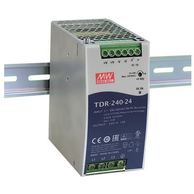 Mean Well TDR-240 Series
