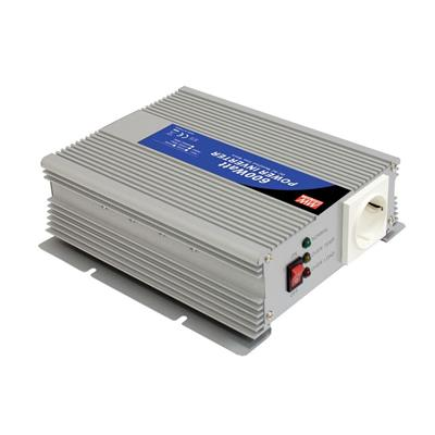 Mean Well A301-600-F3 DC/AC Modified Sine Wave 230V 2.6A Power Inverter
