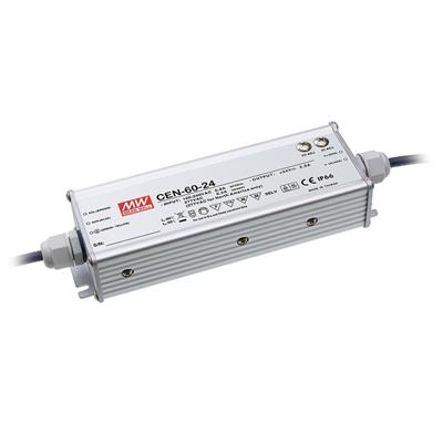 Mean Well CEN-60-42 AC/DC C.C. C.V. Box Type - Enclosed 42V 1.45A Single output LED driver