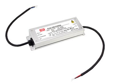 Mean Well ELG-100-C500A AC/DC C.C. Box Type - Enclosed 200V 0.5A Single output LED Driver