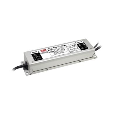 Mean Well ELG-150-C1050AB AC/DC Box Type - Enclosed 143V 1.05A Single output LED driver