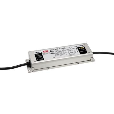 Mean Well ELG-150-C2100B AC/DC C.C. Box Type - Enclosed 72V 2.1A Single output LED Driver