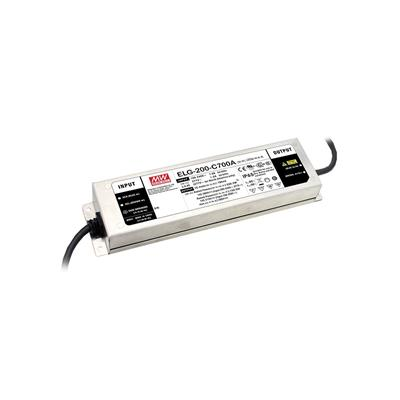 Mean Well ELG-200-C1400-3Y AC/DC C.C. Box Type - Enclosed 142V 1.4A LED Driver