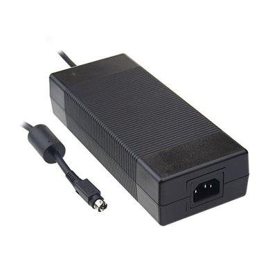 Mean Well GST220A24-R7B AC-DC Industrial Desktop Adaptor with PFC