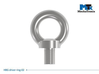 Mechatronix HBG DRIVER RING-02 Driver ring for Mean Well HBG-240 LED drivers