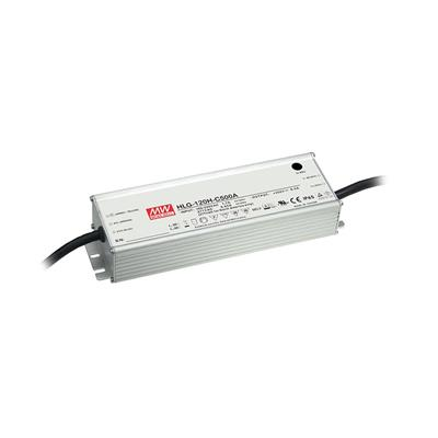 Mean Well HLG-120H-C1050B AC/DC C.C. Box Type - Enclosed 148V 1.05A Single output LED driver