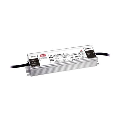 Mean Well HLG-240H-24AB AC/DC Box Type - Enclosed 24V 10A Single output LED driver