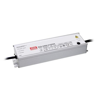 HLG-240H-C700A AC/DC C.V. C.C. Box Type - Enclosed 357V 0.7A Power Supply