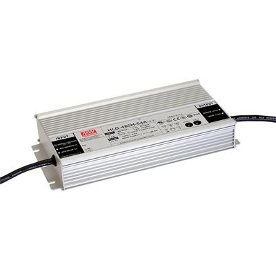 Mean Well AC/DC C.C C.V. Box Type - Enclosed 24V 20A LED Driver