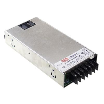 Mean Well HRP-450-48 AC/DC Box Type - Enclosed 48V 9.5A Power Supply