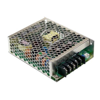 Mean Well HRP-75-5 AC/DC Box Type - Enclosed 5V 15A Power Supply