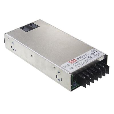 Mean Well HRPG-450-12 AC/DC Box Type - Enclosed 12V 37.5A Power Supply