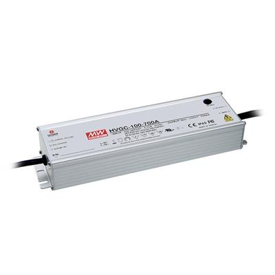 Mean Well HVGC-100-350B AC/DC C.C.  Box Type - Enclosed 285V 0.35A Single output LED driver