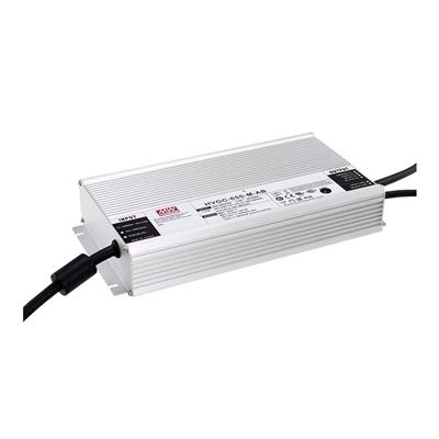 Mean Well HVGC-650A-H-D2 AC/DC Box Type - Enclosed 116V 7A  LED Driver