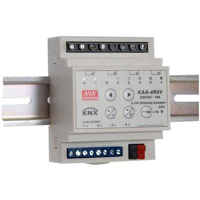 Mean Well KAA-4R4V DIN rail