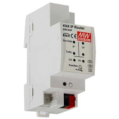 Mean Well KSR-01IP  DIN rail