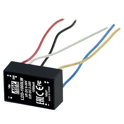 Mean Well LDD-600LW DC/DC C.C. Box Type - Enclosed 32V 0.6A Step down LED driver